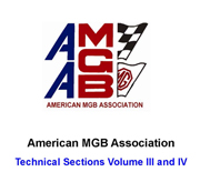 AMGBA Tech Sections Volume III and IV on CD