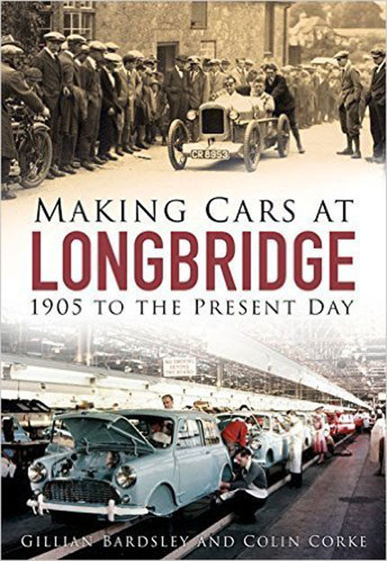 Book: Making Cars at Longbridge