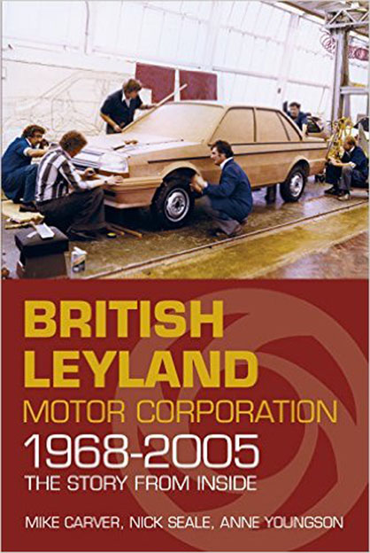 Book: British Leyland Motor Corporation