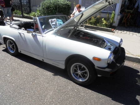 '76 Midget of Mary Marchese